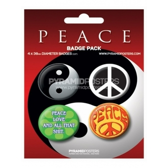 spille - Peace - BP80137 - Pyramid Posters