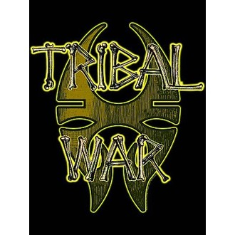 bandiera Soulfly - Tribal War, HEART ROCK, Soulfly