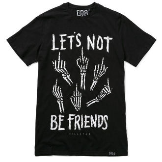 t-shirt unisex - Let's Not - KILLSTAR, KILLSTAR