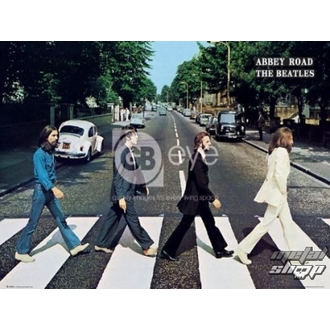 poster - The Beatles - Abbazia Road - LP0597, GB posters, Beatles