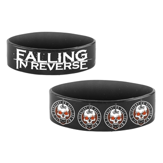Braccialetto FALLING IN REVERSE - STRAIGHT TO HELL - PLASTIC HEAD, PLASTIC HEAD, Falling In Reverse