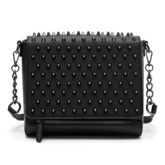 borsa KILLSTAR - Rhea Spiked - Nero, KILLSTAR