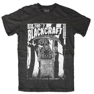t-shirt uomo - BCC Comic Vol.2 - BLACK CRAFT, BLACK CRAFT