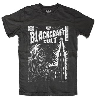 t-shirt uomo - BCC Comic Vol.1 - BLACK CRAFT, BLACK CRAFT