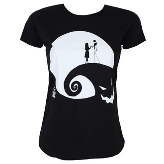 t-shirt film donna Nightmare Before Christmas - MOON BOOGIE - PLASTIC HEAD, PLASTIC HEAD