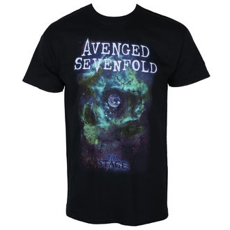 t-shirt metal uomo Avenged Sevenfold - SPACE FACE - PLASTIC HEAD, PLASTIC HEAD, Avenged Sevenfold