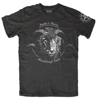 t-shirt uomo - Faith Is Futile - BLACK CRAFT, BLACK CRAFT