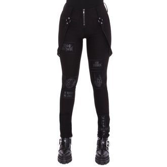 Pantaloni da donna KILLSTAR - Toxic City Trousers - KSRA002153